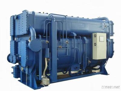 Hot Water Fired Libr Absorption Chiller