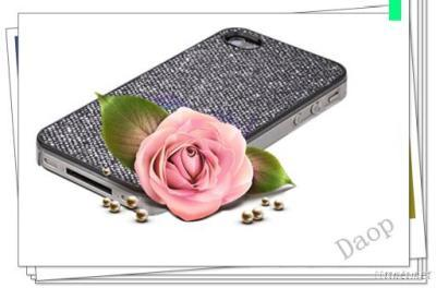 Dazzling Diamond Power Screen Protector For Iphne4