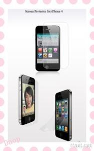 Crystal Clear Screen Protector For Iphone4S