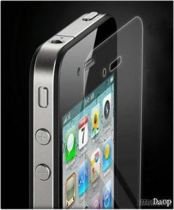 Bubble Free,HD Clear Screen Protector For Iphone4S