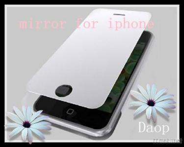 HD Mirror Screen Protector Film For Iphone4G