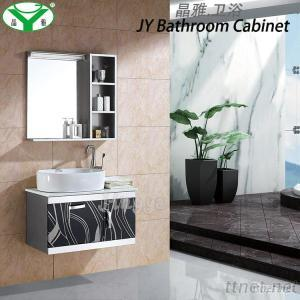 Buy Stainless Steel Bathroom Vanity Lecong Foshan China Factory Wholesale Bathroom Furniture Cheap Price And Modern Design A-027