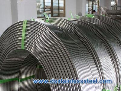 A269 Stainless Steel COil Tube