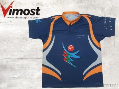 Custom Sublimated Cricket Uniform