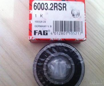 Deep Groove Ball Bearing 17x35x10mm