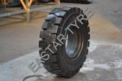 Forklift Pneumatic Solid Tire