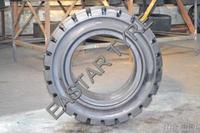 Forklift Solid Tyre, Tyre, Solid Tyre