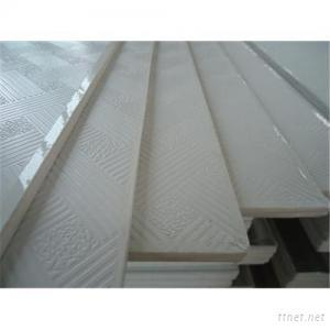 Decorative Ceiling Tiles, PVC Gypsum Ceiling Board