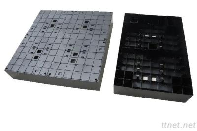 Plastic Pallet Mold - Large Size Plastic Injection Mold Manufacture
