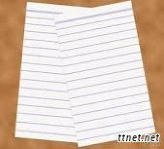 Ruled Paper for Copies