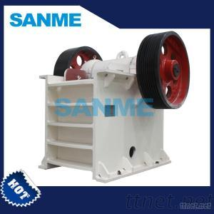 China Stone Jaw Crusher