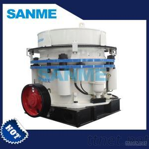 SMS Series Fully Hydraulic Cone Crushers