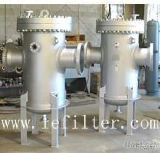 Basket Line Water Filter