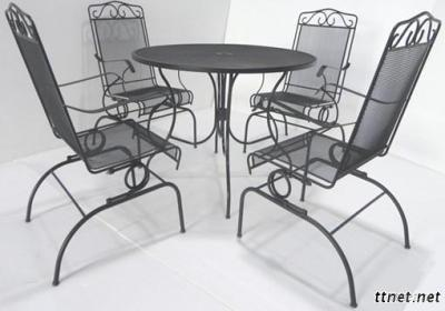 Closeout Dining Table Chair Set