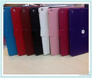 360 Degree Rotary Leather Case For IPad 5