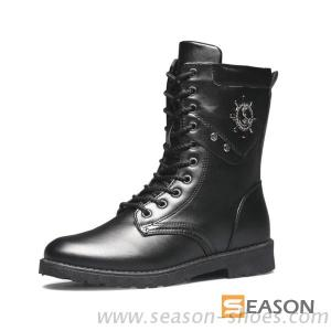 Winter Military Boots With Cotton for Men (SJQ15)