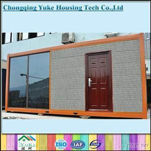 Beautiful New Style Shipping Container House Plans/Hotel Container