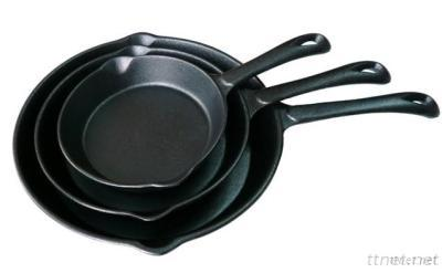 Cast Fry Pan & Skillet In Different Size