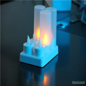 Rechargeable Submersible Tea Lights