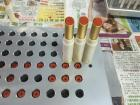 96 cavities pen type lipstick mold