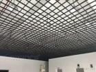 Anodizing Brushed 75x75 China Open Cell Ceiling