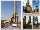 Rotary Piling Rig Kelly Bar Parts, Kelly Guide Swivel Bearing Spring Bumper