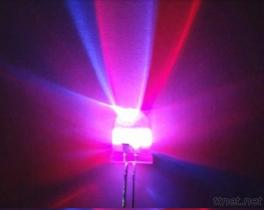 5Mm Flash RGB LEDs Fast Fading, High Luminous Low Voltage