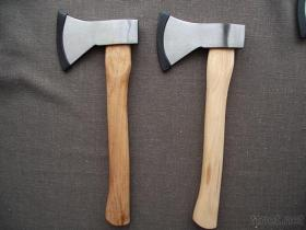 Hatchet With Hickory Handle