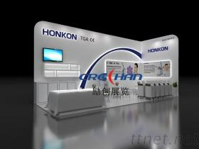 Special Booth Set Up Service by Crechan-China Internationa-NEPCON ASIA