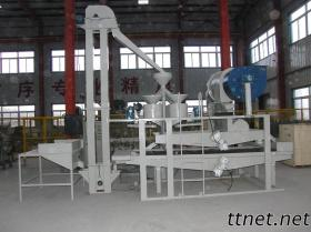 Advanced Buckwheat Hulling Machine Huller - supplied directly by manufacturer!