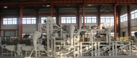 High-Efficiency Sunflower Seed Dehulling Line - supplied directly by manufacturer!