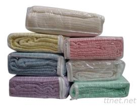 100% Cotton Celllular Thermal Blankets