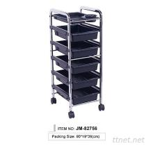 JM-82756 Professional Hair Salon Trolley, Beauty Salon Trolley