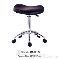 JM-89174 Beautician's Chair Stool With Gas, Beauty Chair