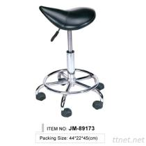 JM-89173 Beautician's Chair Stool With Gas, Beauty Chair