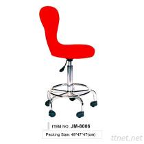 JM-8006 Beautician's Chair Stool With Gas, Beauty Chair