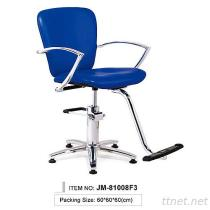 JM-81008F3 Professional Hair Salon Styling Chair, Hair Salon Chair, Salon Stylish Hydraulic Chair