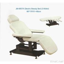 JM-6807A Electric Beauty Bed-3 Motor Type, Salon Electric Facial Care and Body Massage Chair