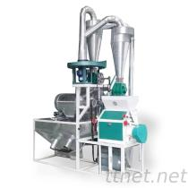 wheat and maize flour milling machine