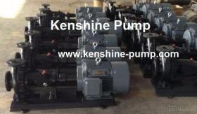 IS Single Stage Single Suction Centrifugal Pump