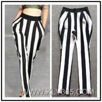 Women Fashion Harem Pencil Long Pants