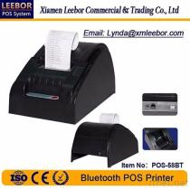 58mm Bluetooth POS Printer/ Thermal Printer/ Wireless Receipt Printing/ Barcode Label Printing