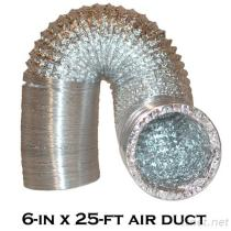 Three Layer Aluminum Flexible Air Duct For Greenhouse