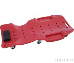 """48"""" 200KGS Composite Under Car Creeper - Sliding Rolling Trolley Bed For Mechanic"""