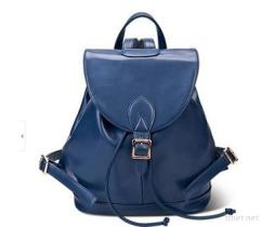 Offering High Quality Leather Backpack bag(V95)