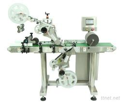 Automatic Top And Bottom Labeling Machine LTB-300