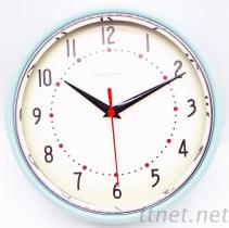 plastic wall clock with high quality