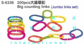Big Counting Links