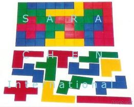 Pentominoes (Diy Puzzles)