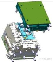 China Mould Manufacturer with Plastic Injection Moulding